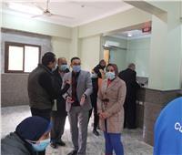 «متابعة الإجراءات الاحترازية» تواصل زياراتها للمصالح الحكومية ببني سويف
