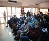 مجلس الزمالك يجتمع بمديري إداراتالنادي