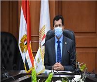 وزير الرياضة يشيد بالمتطوعين للتواصل مع منتخبات مونديال اليد