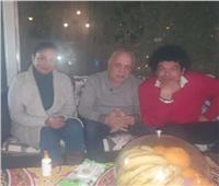 أشرف زكي: تفاجئت بالصلح بين باسم سمرة ورحاب الجمل