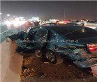 «النيابة» تطلب تحريات المباحث في حادث تصادم سيارة نجم المقاولون السابق