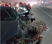 الكابتن علاء نبيل عقب تعرضه لحادث مروع: «شوفت الموت بعيني»| فيديو