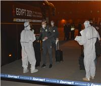 منتخب الارجنتين لكرة اليد يصل القاهرة للمشاركة في كأس العالم| صور