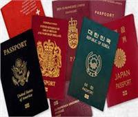 من بينها مصر.. تعرف على معاني ألوان جوازات السفر