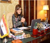 وزيرة الهجرة تتابع إنهاء أزمة العالقين بالإمارات