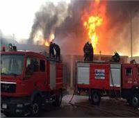 نيابة مدينة نصر تستعجل تقرير المعمل الجنائي في حريق سوبر ماركت