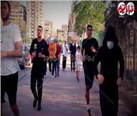 فيديو | بطل العالم في الكيك بوكسينج يقدم أقوى سلاح لمواجهة فيروس كورونا