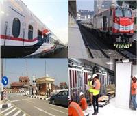 إعادة الشباب لـ«السكة الحديد».. عربات وجرارات جديدة تدخل الخدمة