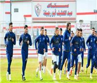 الزمالك يختتم تدريباته استعدادا للمصري في الدوري