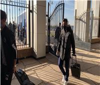 وصول بيراميدز لملعب الدفاع استعدادا للقاء دجلة