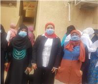 «قومي المرأة»: استخراج 14 ألف بطاقة رقم قومي للسيدات المعيلة ببني سويف