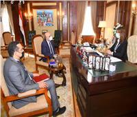 وزيرة الهجرة تستقبل مدير الـ«يونيدو» للتعاون في «مصر تستطيع بالصناعة»