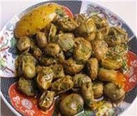 طبق اليوم .. «فول أخضر مشرمل مغربي» بطعم شهي ولذيذ