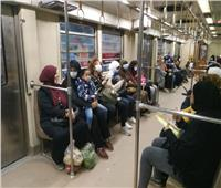 مترو الأنفاق: استمرار الحملات التفتيشية على الكمامات