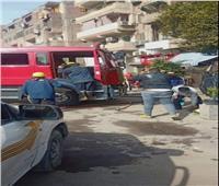«أمن القاهرة» ينجح في إخماد حريق شقة سكنية بالسيدة زينب