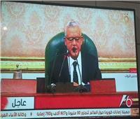 المستشار حنفي جبالي رئيسًا لمجلس النواب بـ 508 أصوات