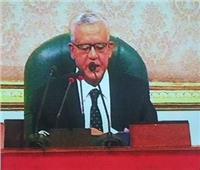 رئيس مجلس النواب: الرئيس السيسي وحد الشعب في مواجهة الإرهاب