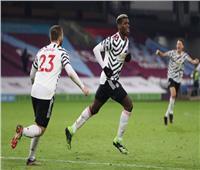 «بوجبا» يسجل هدفا رائعا لـ«مانشستر يونايتد»