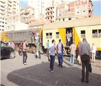 33 محطة.. تفاصيل خطة تحويل «قطار أبو قير» إلى مترو أنفاق