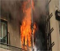 ماس كهربائي وراء حريق شقة سكنية بمنطقة الأزبكية
