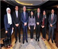 5 وزراء يشهدون توقيع برنامج تمويلي لمصر بـ1.1 مليار دولار