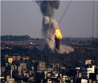 المرصد السوري: غارات دير الزور استهدفت مستودعات أسلحة لميليشيات إيرانيه
