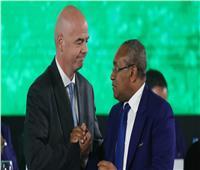 بعد إعلان استبعاده .. أحمد أحمد يعود لقائمة المرشحين لرئاسة الـ «كاف»