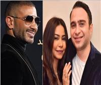 أحمد سعد: «حسام حبيب وشيرين صحابي.. وعمري ما شفتهم بيتخانقوا»