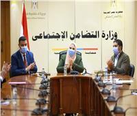وزيرا التضامن والاتصالات يشهدان توقيع اتفاقية تعاون لخدمة تكافل وكرامة