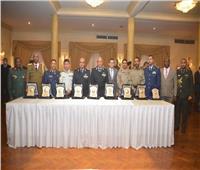 القوات المسلحة تحتفل بتسليم شهادات الاعتماد الدولية «ISO» للكلية الجوية