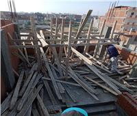 إزالة 4 مخالفات بناء ومصادرة حفارين في حملات للتدخل السريع بالإسكندرية
