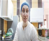 تعشق الغردقة وتطبخ «لحمة راس» لزوجها.. روسية تتغزل في شهامة المصريين