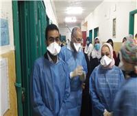 «صحة الغربية» تشكل لجان متابعة للمرور على المستشفيات