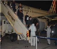 منتخب مقدونيا يصل مطار القاهرة للمشاركة في مونديال اليد | صور