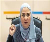 وزيرة التضامن: منح 3.5 مليون أسرة خط تليفون لمتابعة احتياجاتها