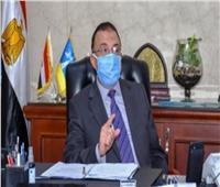 محافظ الإسكندرية: رفع درجة الاستعداد للتعامل مع تقلبات الطقس المتوقعة