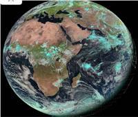 التقاط صور حديثه للأرض من خارج الغلاف الجوي.. صور