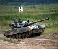 الجيش الروسي يستلم الدبابات «تي-80بي في إم»