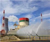 شبيهة بالضبعة.. بدء تشغيل وحدة الطاقةبالمحطة الكهروذرية البيلاروسية