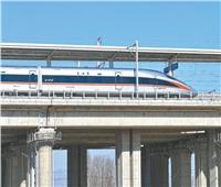 إصدار قطار فوشينغ فائق السرعة للبرد الشديد