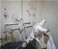 إعدام 57 كيلو أغذية فاسدة في بني سويف