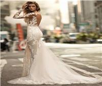 للعرائس الجدد.. موضة فستان الزفاف لعام 2021