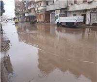 موجة شديدة من الطقس السيئ والأمطار الغزيرة تضرب هذه المحافظة | صور
