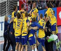 مونديال اليد   انطلاق مباراة السويد ومقدونيا الشمالية
