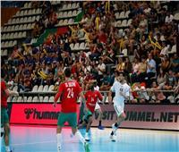 مونديال اليد  انطلاق مباراة البرتغال وأيسلندا