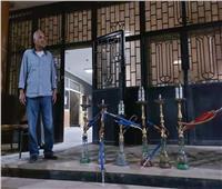غلق 143 محل والتحفظ على 46 شيشة في حملة مكبرة ببني سويف