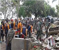 الأمم المتحدة: زلزال إندونيسيا تسبب في نزوح أكثر من 18 ألف شخص