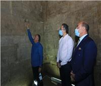 افتتاح معبد إيزيس بعد الإنتهاء من مشروع ترميمه