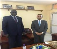 محافظ البنك المركزي الجنوب سوداني يزور مصر الأسبوع المقبل