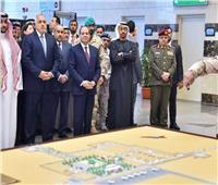 عام على افتتاحها| «قاعدة برنيس» العسكرية .. قوة ضاربة في البر والبحر والجو
